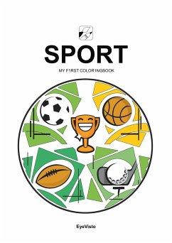 EyeVisto: Sport Malbuch