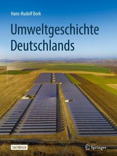 Umweltgeschichte Deutschlands - Bork, Hans-Rudolf