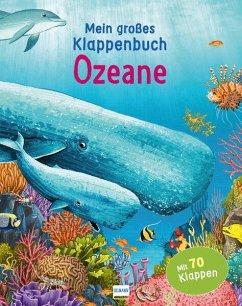 Mein großes Klappenbuch - Ozeane - Ganeri, Anita