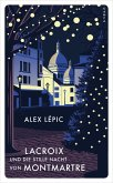 Lacroix und die stille Nacht von Montmartre (eBook, ePUB)