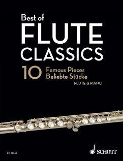 Best of Flute Classics (eBook, PDF)