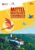 Mitteldeutsches Chorbuch -112 Stücke für gemischten Chor a cappella-