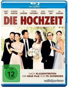 Die Hochzeit - Til Schweiger,Milan Peschel,Samuel Finzi