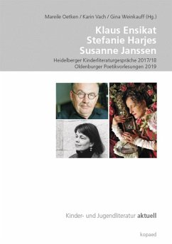 Klaus Ensikat. Stefanie Harjes. Susanne Janssen (eBook, PDF) - Oetken, Mareile; Vach, Karin; Weinkauff, Gina