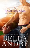 Spiel um alles (Bad Boys of Football 1) (eBook, ePUB)