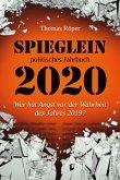 SPIEGLEIN politisches Jahrbuch 2020 (eBook, ePUB)