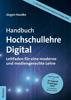 Handbuch Hochschullehre Digital - Handke, Jürgen