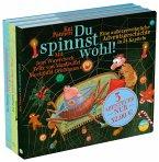 Du spinnst wohl! - 3 Abenteuer, 6 Audio-CD
