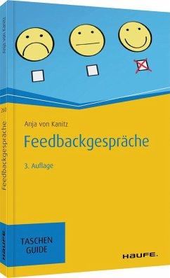 Feedbackgespräche - Kanitz, Anja von