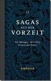 Sagas aus der Vorzeit - Band 2: Wikingersagas