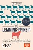 Das Lemming-Prinzip (eBook, ePUB)