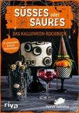 Süßes oder Saures - Das Halloween-Kochbuch (eBook, ePUB)
