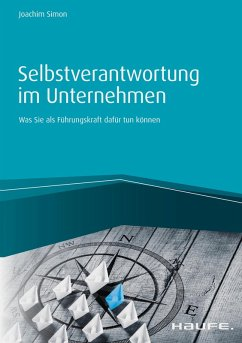 Selbstverantwortung im Unternehmen (eBook, ePUB) - Simon, Joachim