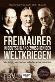 Freimaurer in Deutschland zwischen den Weltkriegen (eBook, ePUB)
