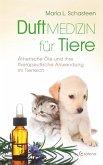 Duftmedizin für Tiere: Ätherische Öle und ihre Anwendung im Tierreich (eBook, ePUB)