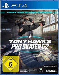 Tony Hawks Pro Skater 1+2 (PlayStation 4)