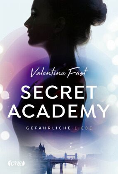 Buch-Reihe Secret Academy
