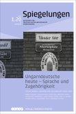 Ungarndeutsche heute - Sprache und Zugehörigkeit