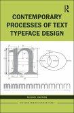 Contemporary Processes of Text Typeface Design (eBook, PDF)