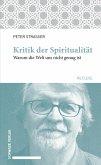 Kritik der Spiritualität (eBook, PDF)