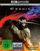47 Ronin 4K Ultra HD Blu-ray + Blu-ray / Limited Steelbook