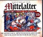 Sagenhaftes Mittelalter, 5 Audio-CD