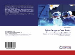 Spine Surgery Case Series