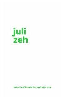 Juli Zeh Bücher