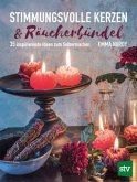 Stimmungsvolle Kerzen & Räucherbündel