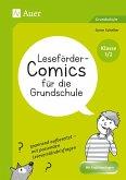 Leseförder-Comics für die Grundschule - Klasse 1/2