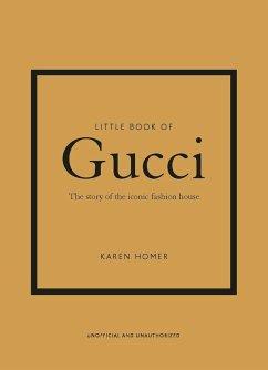 Little Book of Gucci - Homer, Karen