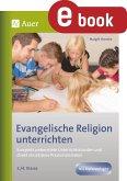Evangelische Religion unterrichten - Klasse 3+4 (eBook, PDF)