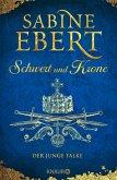 Der junge Falke / Schwert und Krone Bd.2 (Mängelexemplar)