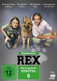 Kommissar Rex-Die komplette 8.Staffel