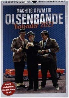 Die Olsenbande 2021, m. DVD