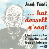 ...hat dersell g'sagt (MP3-Download)