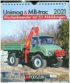 Unimog & MB-trac 2021