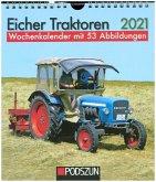 Eicher Traktoren 2021