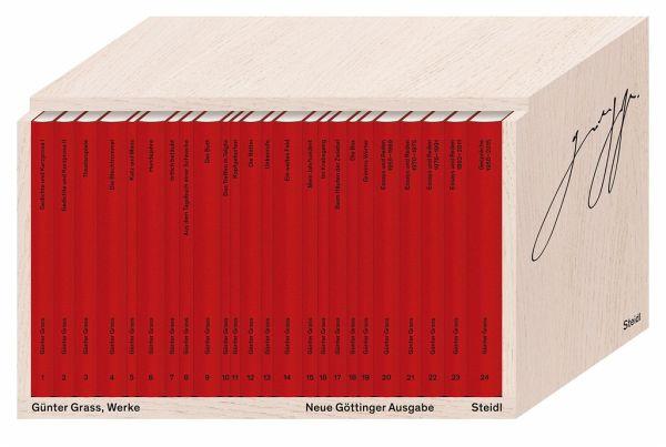 Werke Neue Göttinger Ausgabe in 24 Bänden