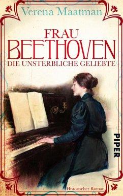 Frau Beethoven (eBook, ePUB) - Maatman, Verena