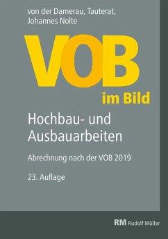 VOB im Bild - Hochbau- und Ausbauarbeiten - E-Book (PDF) (eBook, PDF) - Nolte, Johannes