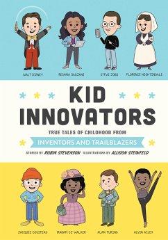 Kid Innovators (eBook, ePUB) - Stevenson, Robin