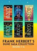 Frank Herbert's Dune Saga Collection: Books 1 - 6 (eBook, ePUB)