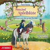 Ponyhof Apfelblüte 9. Samson und das große Turnier (MP3-Download)