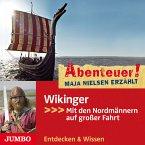 Abenteuer! Maja Nielsen erzählt. Wikinger (MP3-Download)