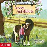 Ponyhof Apfelblüte 11. Lenas mutige Entscheidung (MP3-Download)