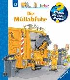 Die Müllabfuhr / Wieso? Weshalb? Warum? Junior Bd.16 (Mängelexemplar)