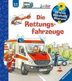 Die Rettungsfahrzeuge / Wieso? Weshalb? Warum? Junior Bd.23 (Mängelexemplar)