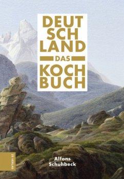 Deutschland - das Kochbuch (Mängelexemplar) - Schuhbeck, Alfons