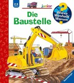 Die Baustelle / Wieso? Weshalb? Warum? Junior Bd.7 (Mängelexemplar)